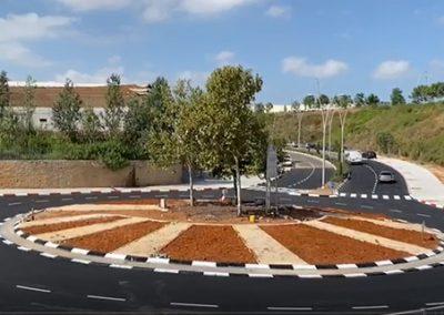 כיכר נעמי שמר – כפר סבא